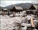 Разрушенная деревня