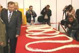 Сырная косичка из Алтайского края официально признана самой длинной в России